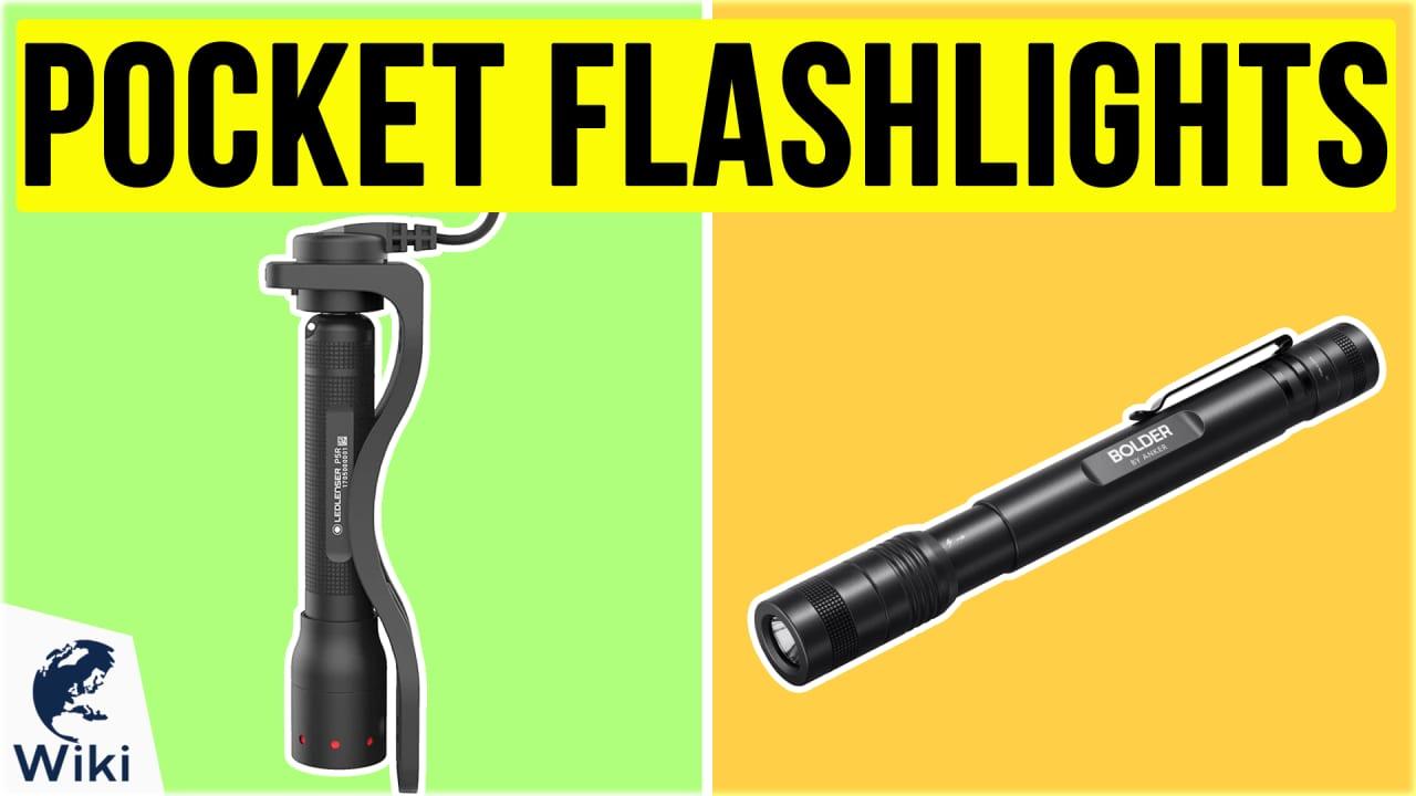 10 Best Pocket Flashlights