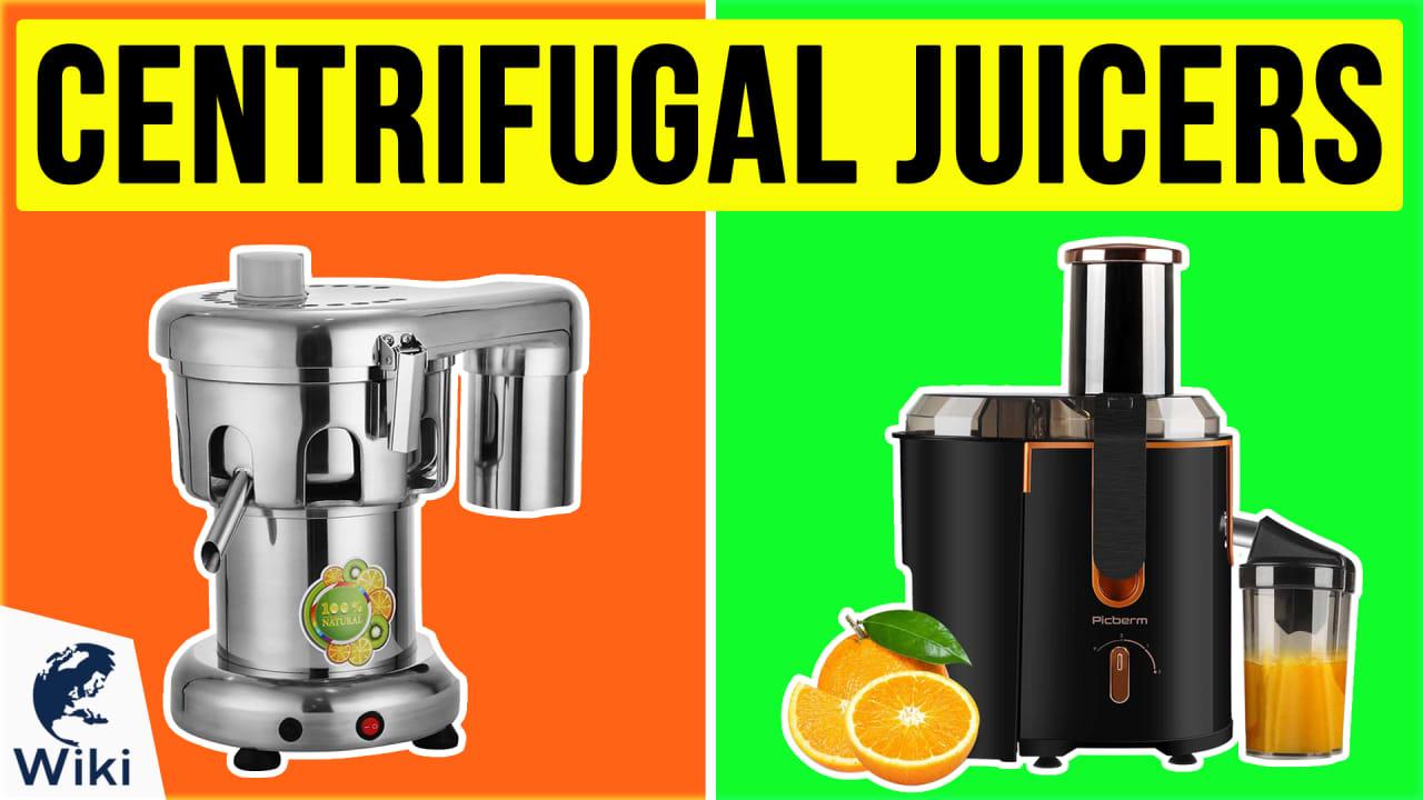 10 Best Centrifugal Juicers