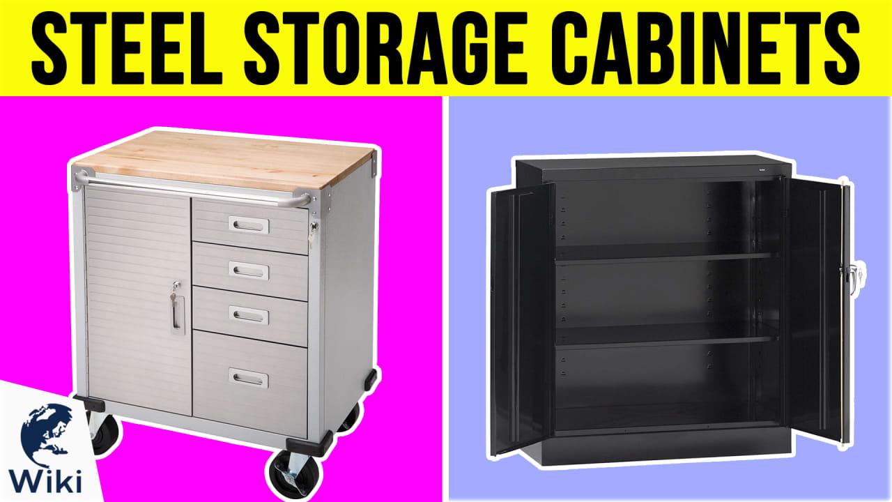 10 Best Steel Storage Cabinets