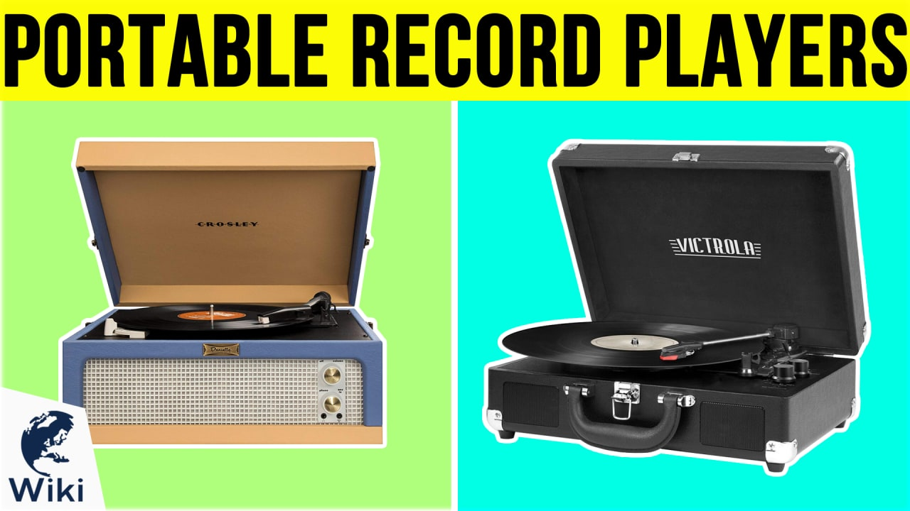8 Best Portable Record Players