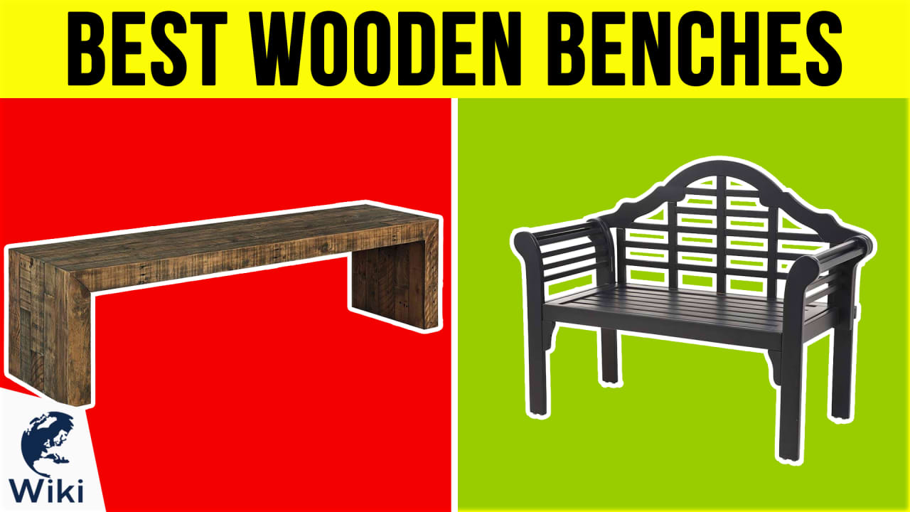 10 Best Wooden Benches
