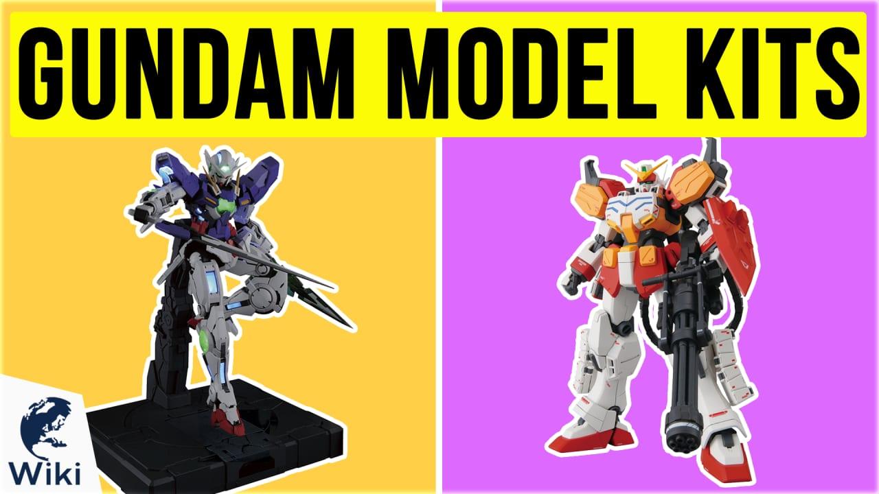 10 Best Gundam Model Kits