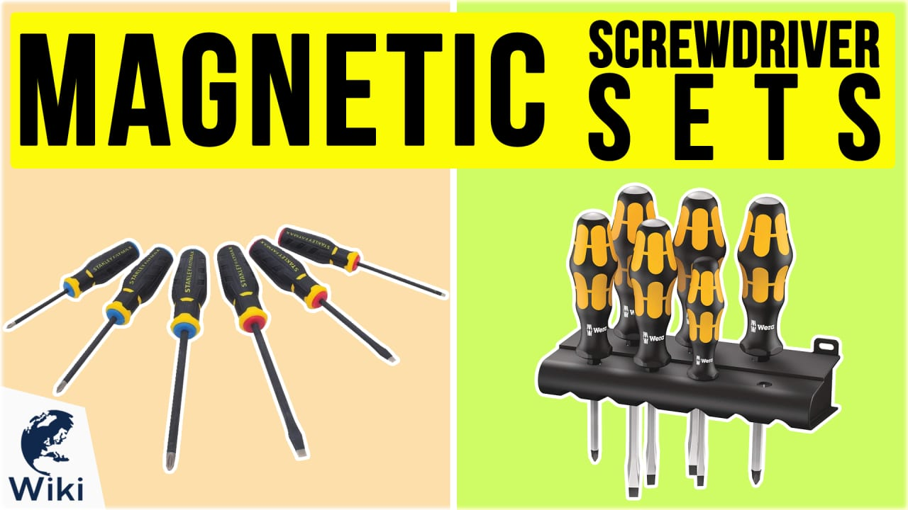 10 Best Magnetic Screwdriver Sets