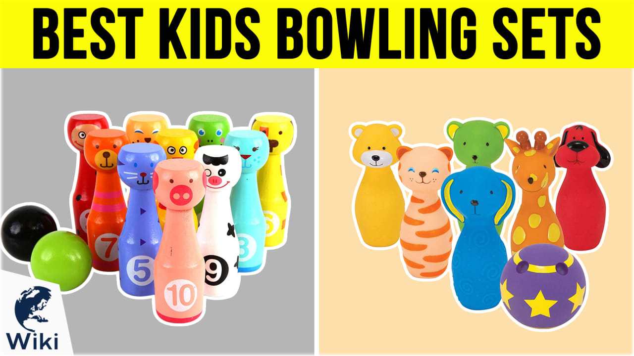 10 Best Kids Bowling Sets