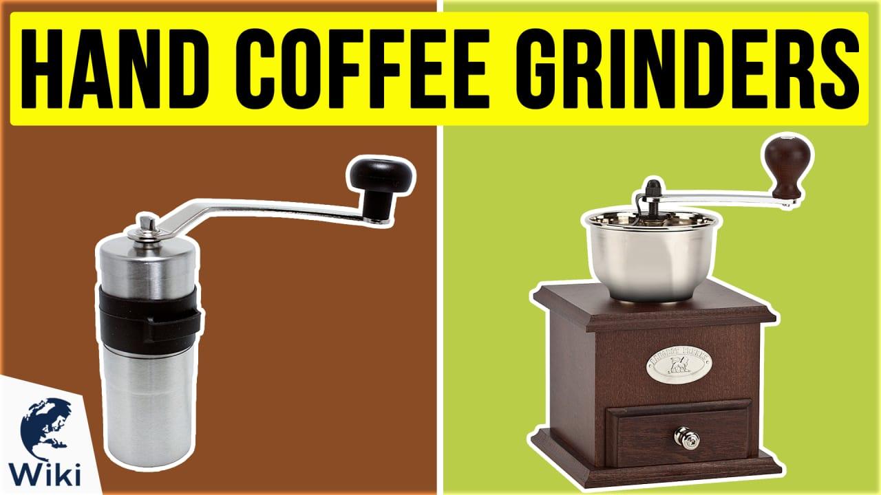 10 Best Hand Coffee Grinders