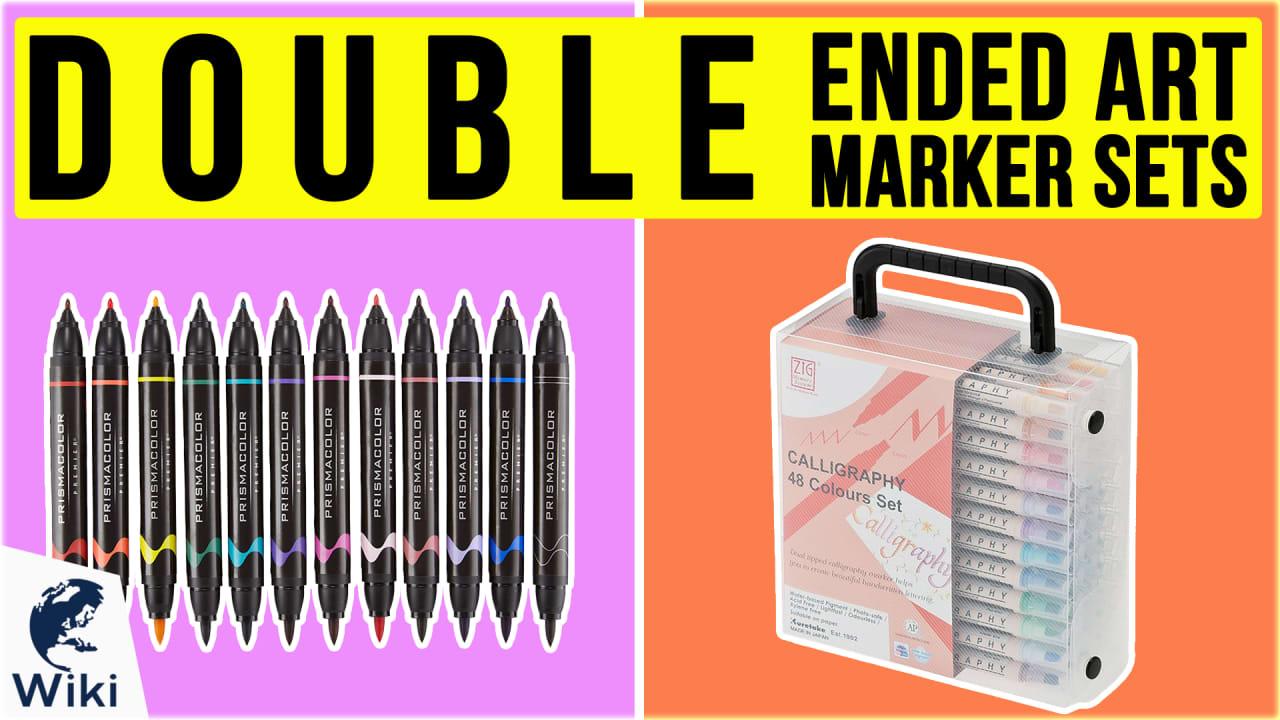 10 Best Double Ended Art Marker Sets