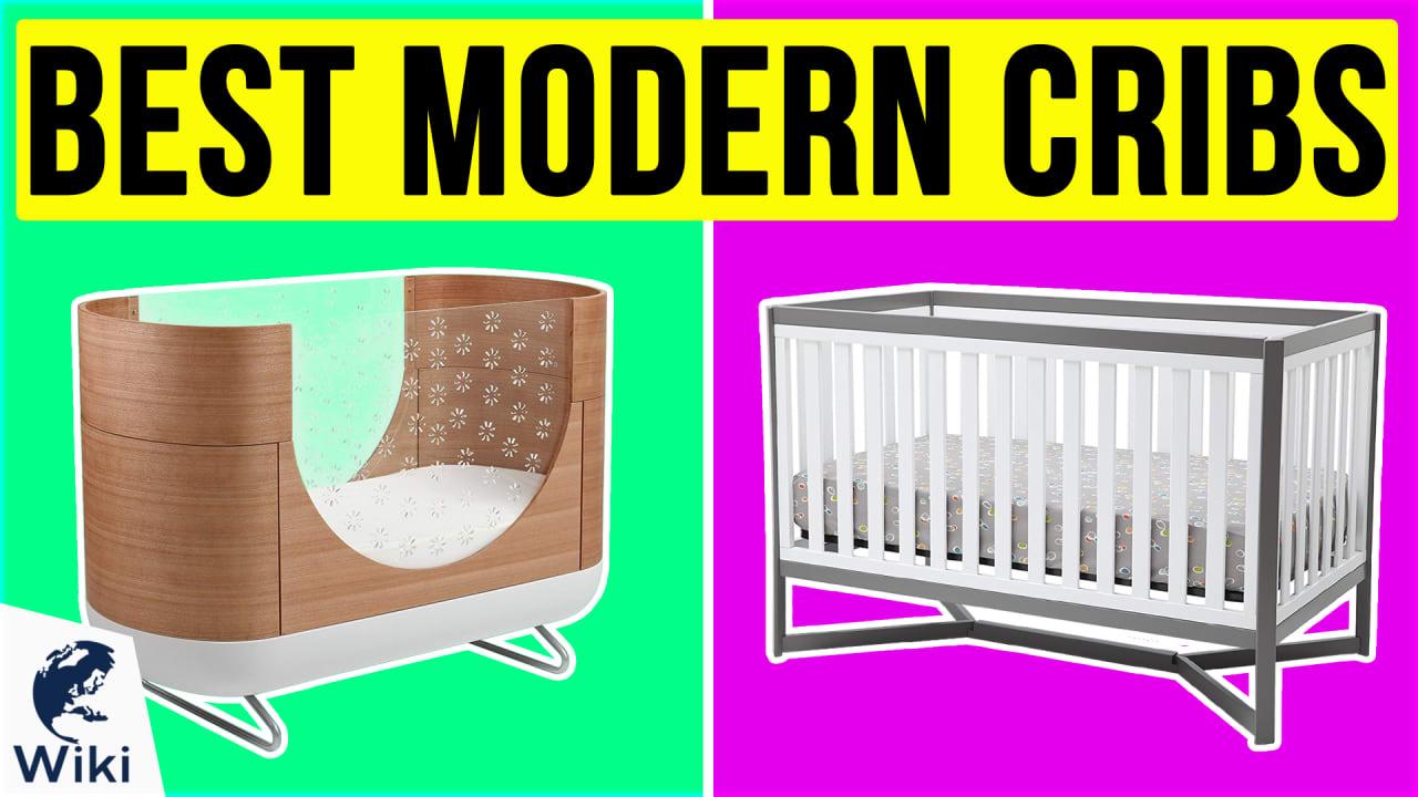 10 Best Modern Cribs