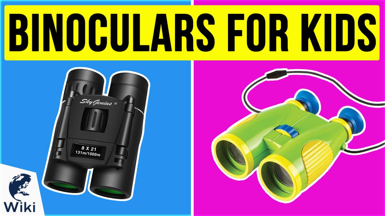 8 Best Binoculars For Kids