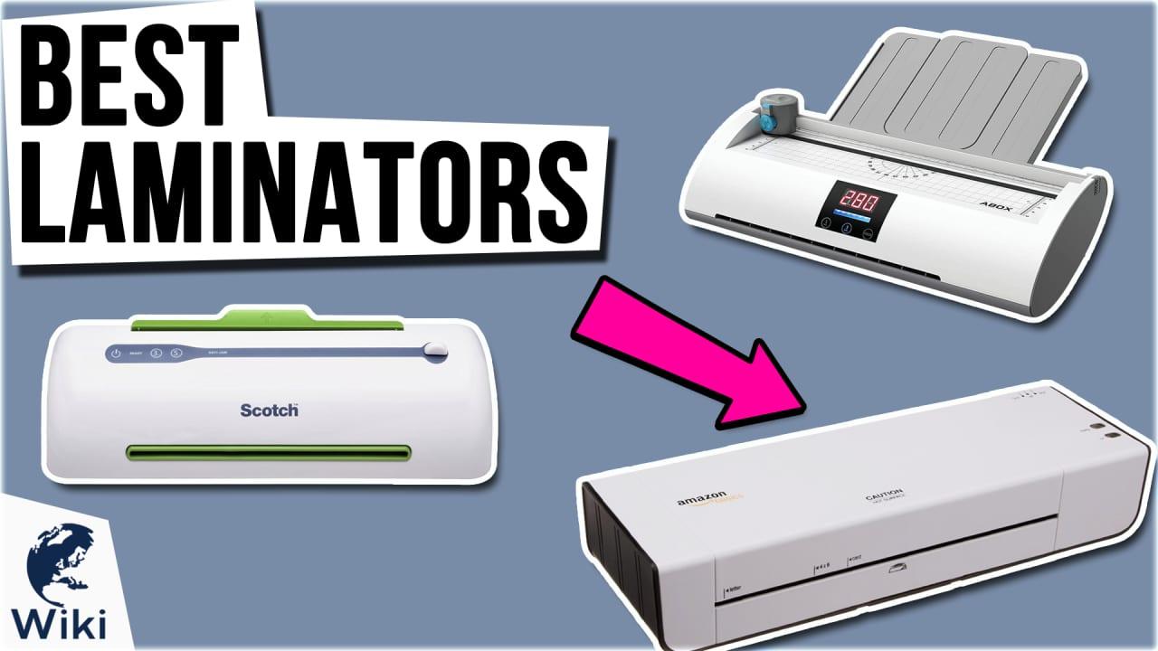 10 Best Laminators