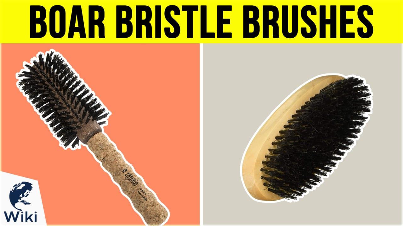 10 Best Boar Bristle Brushes