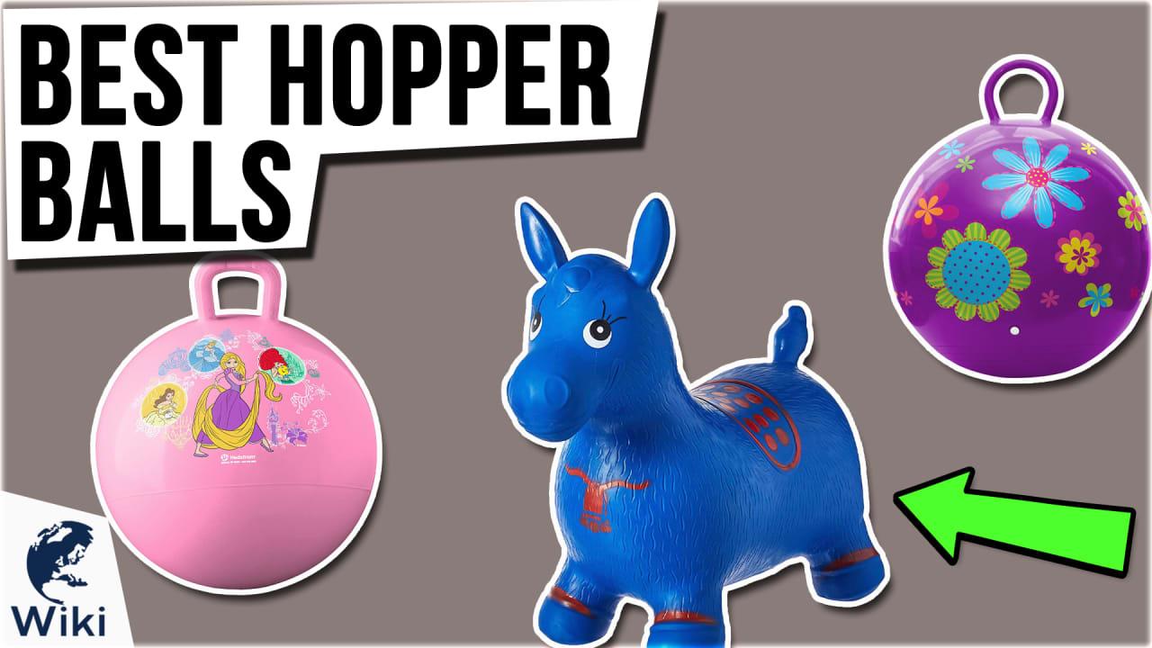 10 Best Hopper Balls