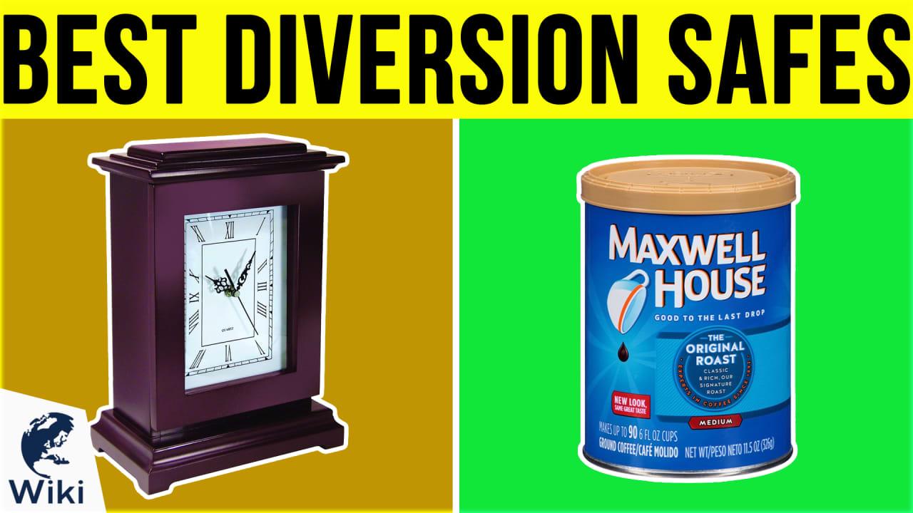 10 Best Diversion Safes