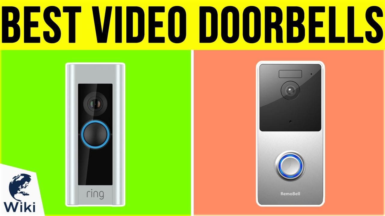 10 Best Video Doorbells