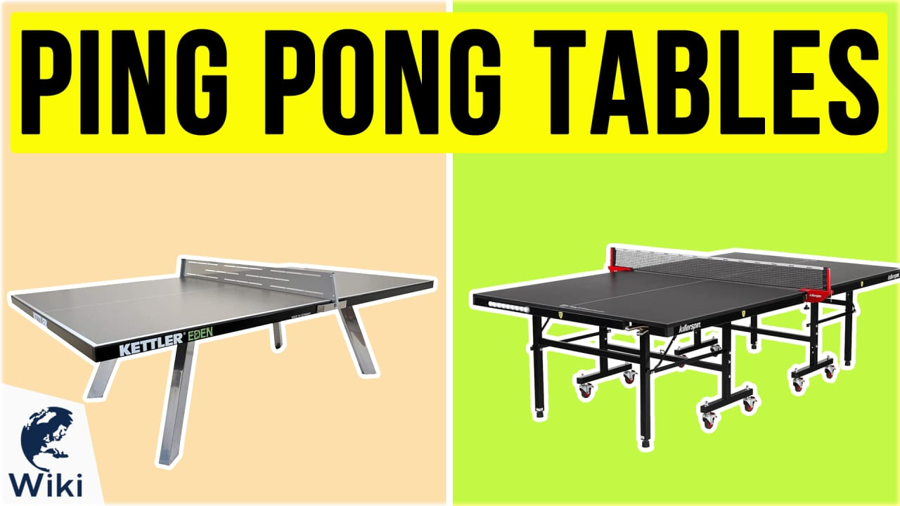 10 Best Ping Pong Tables
