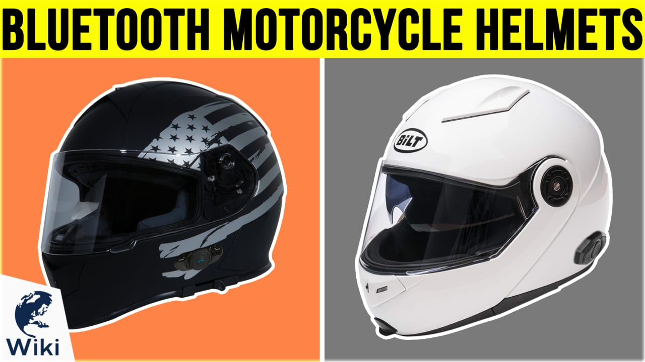 7 Best Bluetooth Motorcycle Helmets