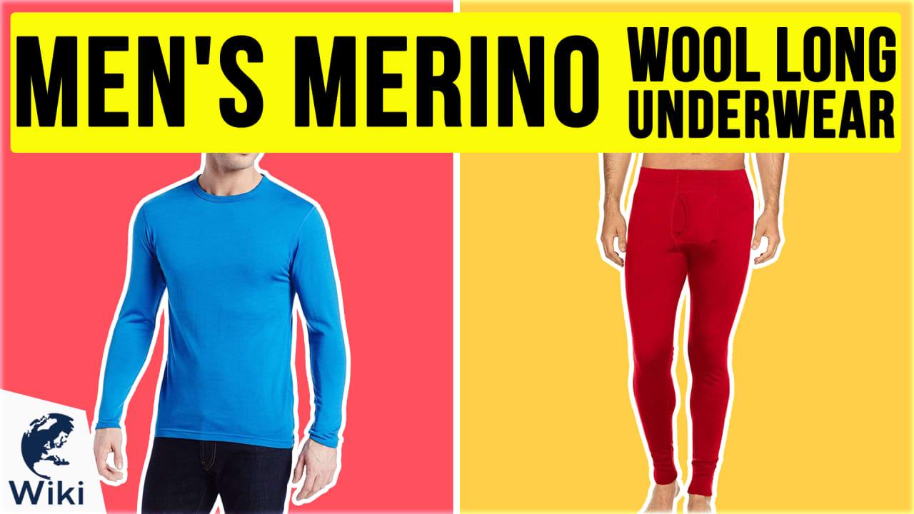 10 Best Men's Merino Wool Long Underwear