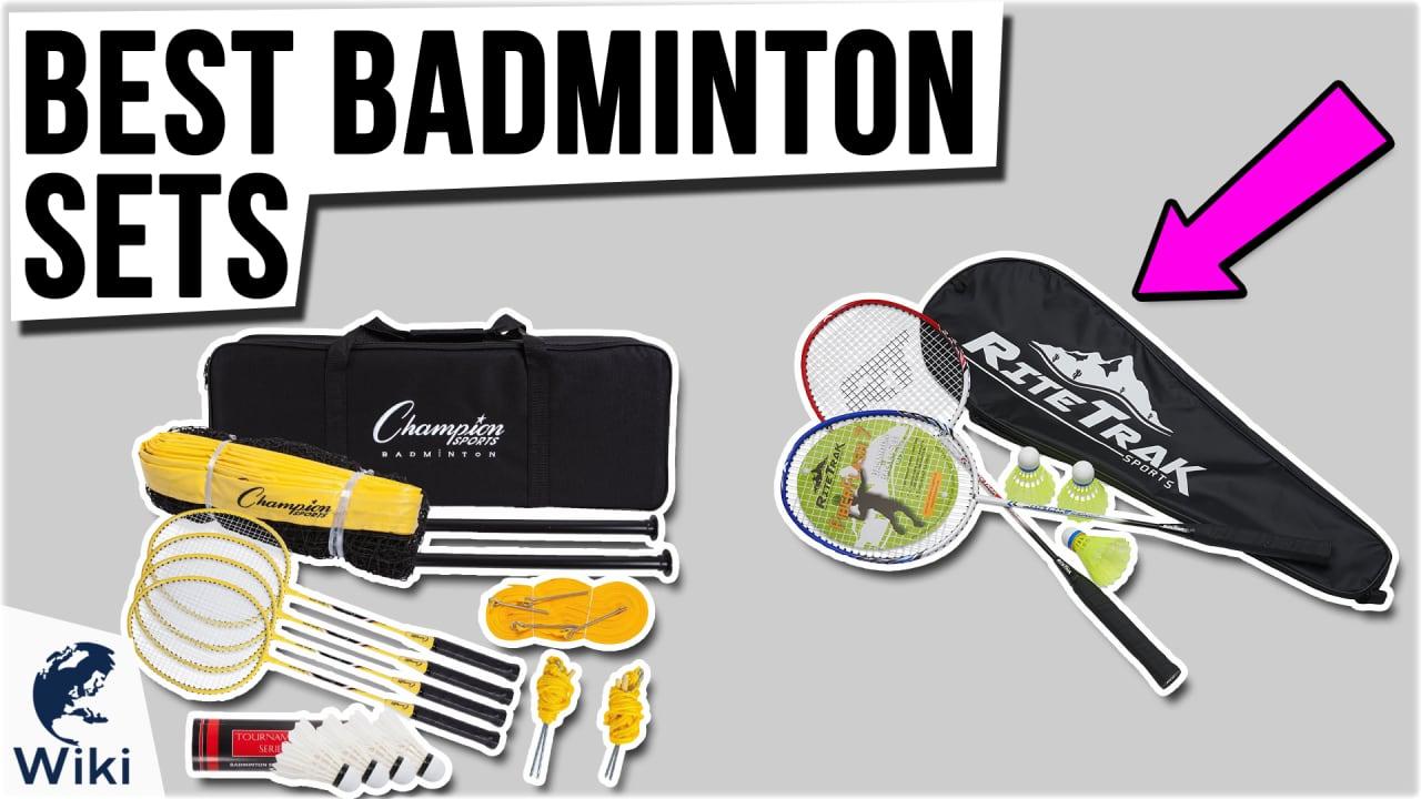 8 Best Badminton Sets