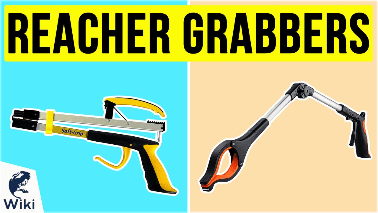 10 Best Reacher Grabbers