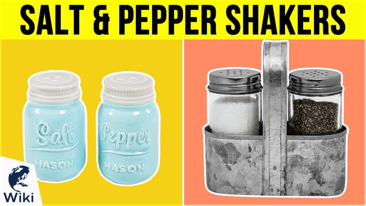 10 Best Salt & Pepper Shakers