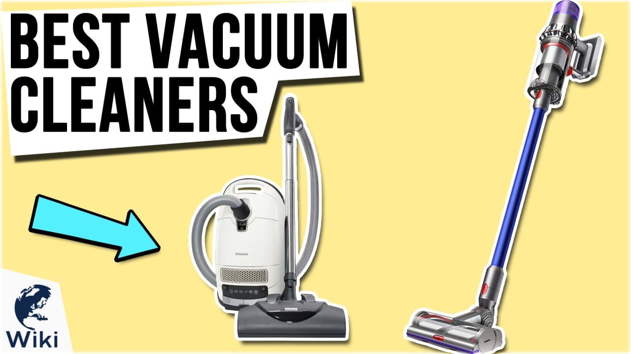 10 Best Vacuum Cleaners