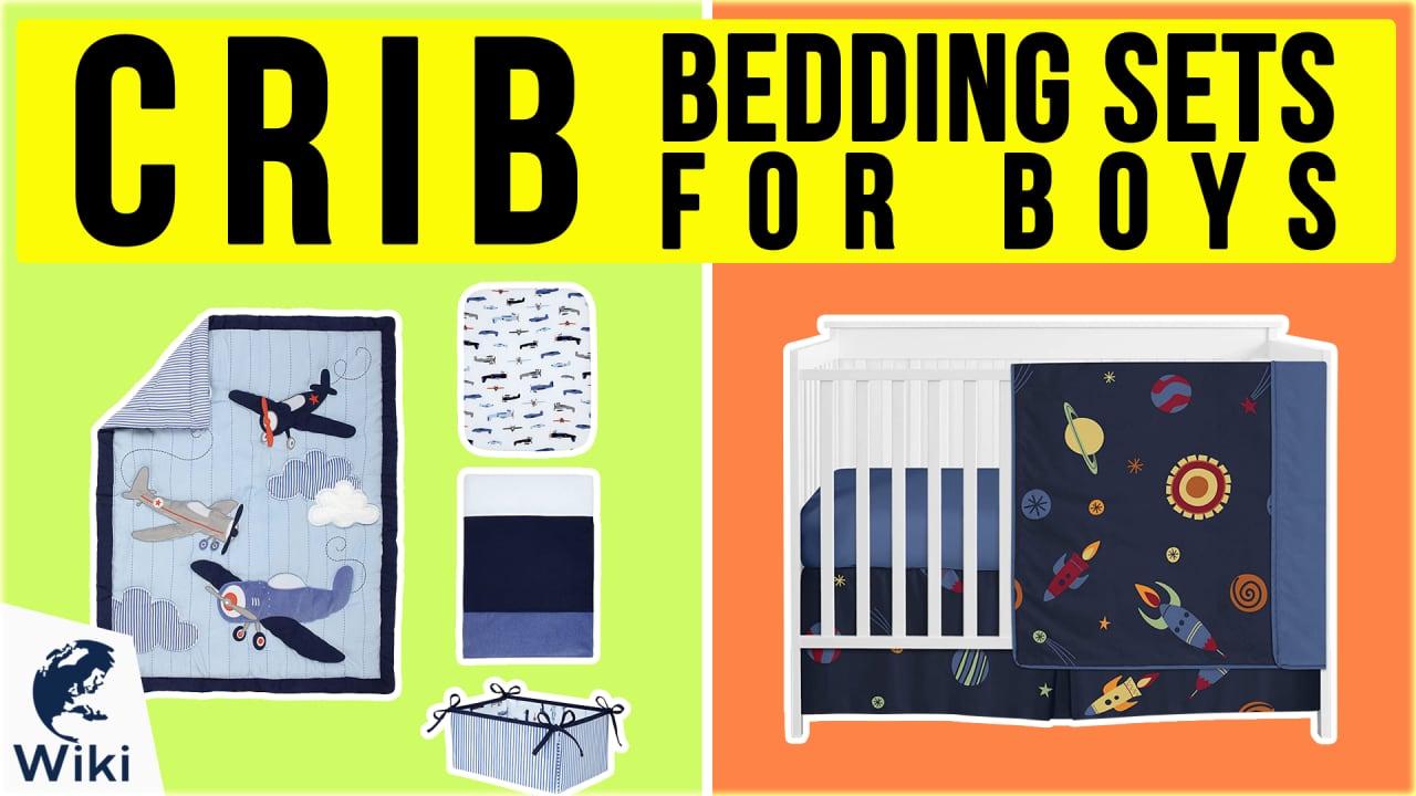 10 Best Crib Bedding Sets For Boys