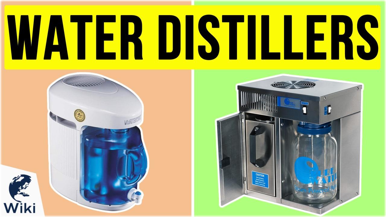 10 Best Water Distillers