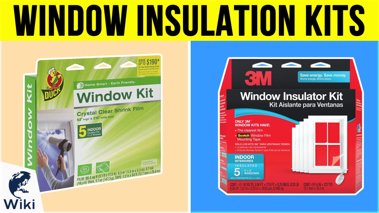 6 Best Window Insulation Kits