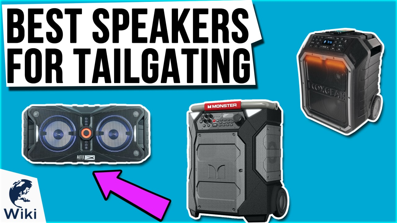 9 Best Speakers For Tailgating