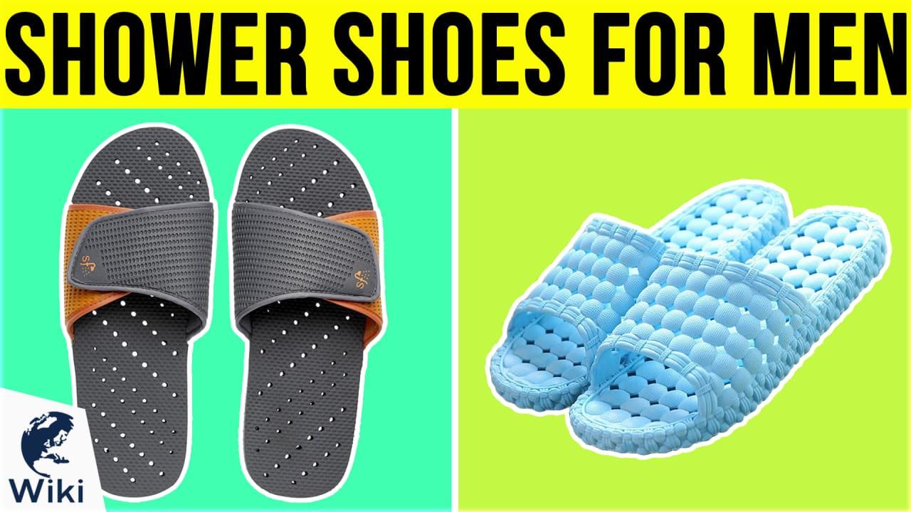 10 Best Shower Shoes for Men