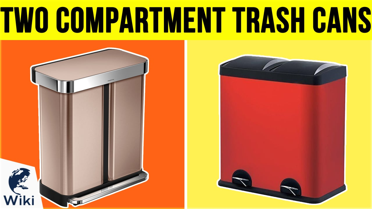 10 Best Two Compartment Trash Cans