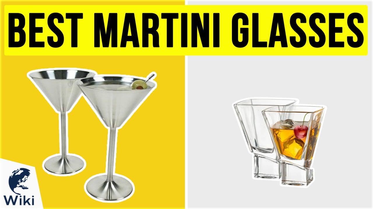 10 Best Martini Glasses