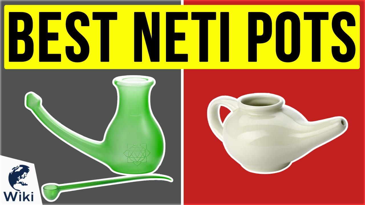 10 Best Neti Pots