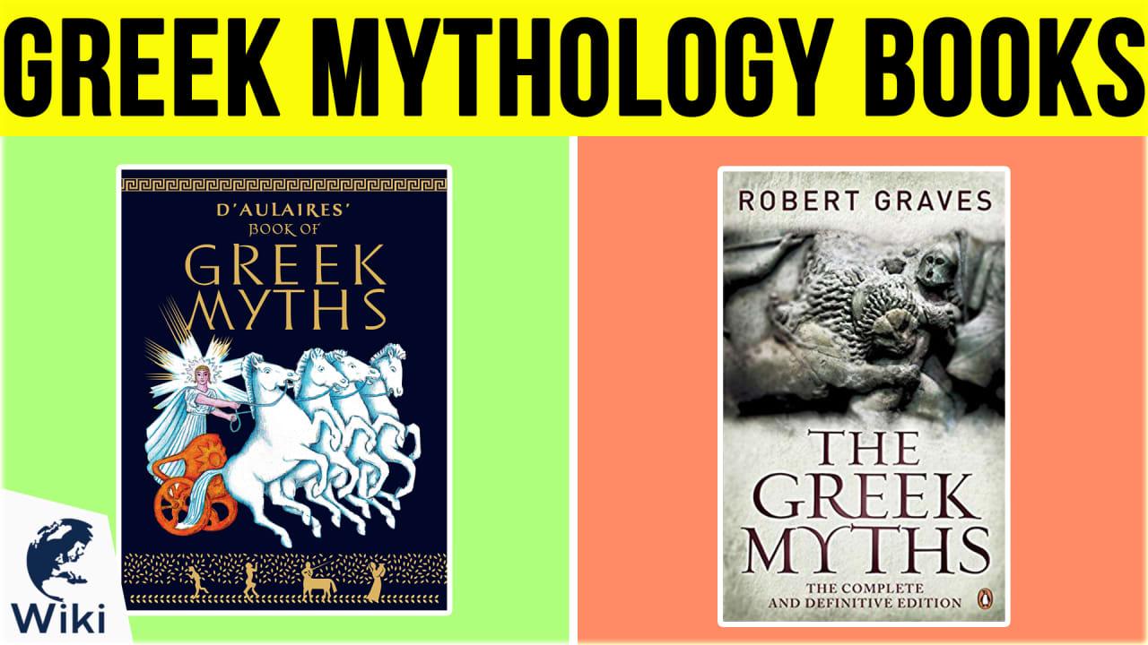 10 Best Greek Mythology Books