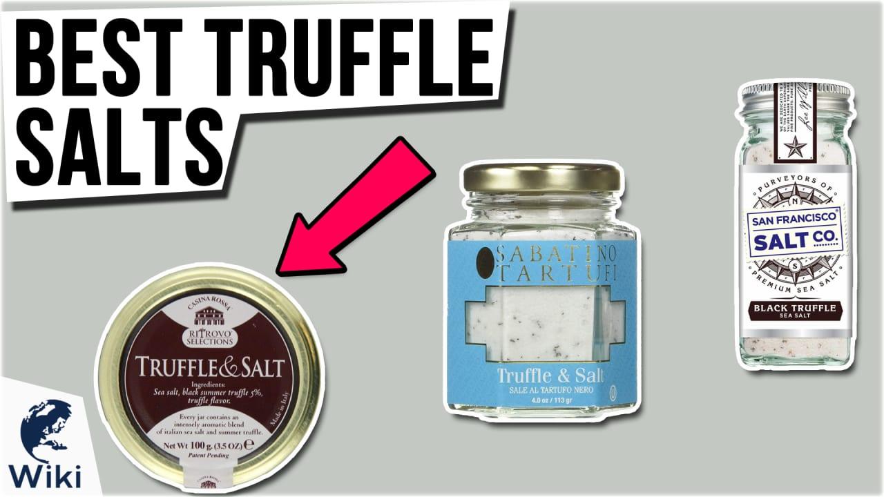 8 Best Truffle Salts