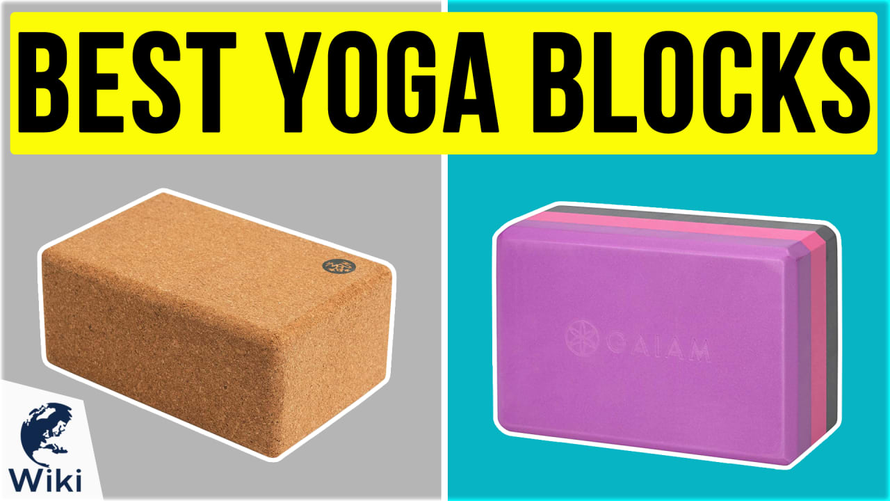 10 Best Yoga Blocks