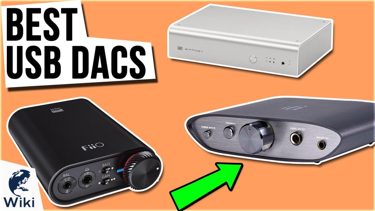 10 Best USB DACs