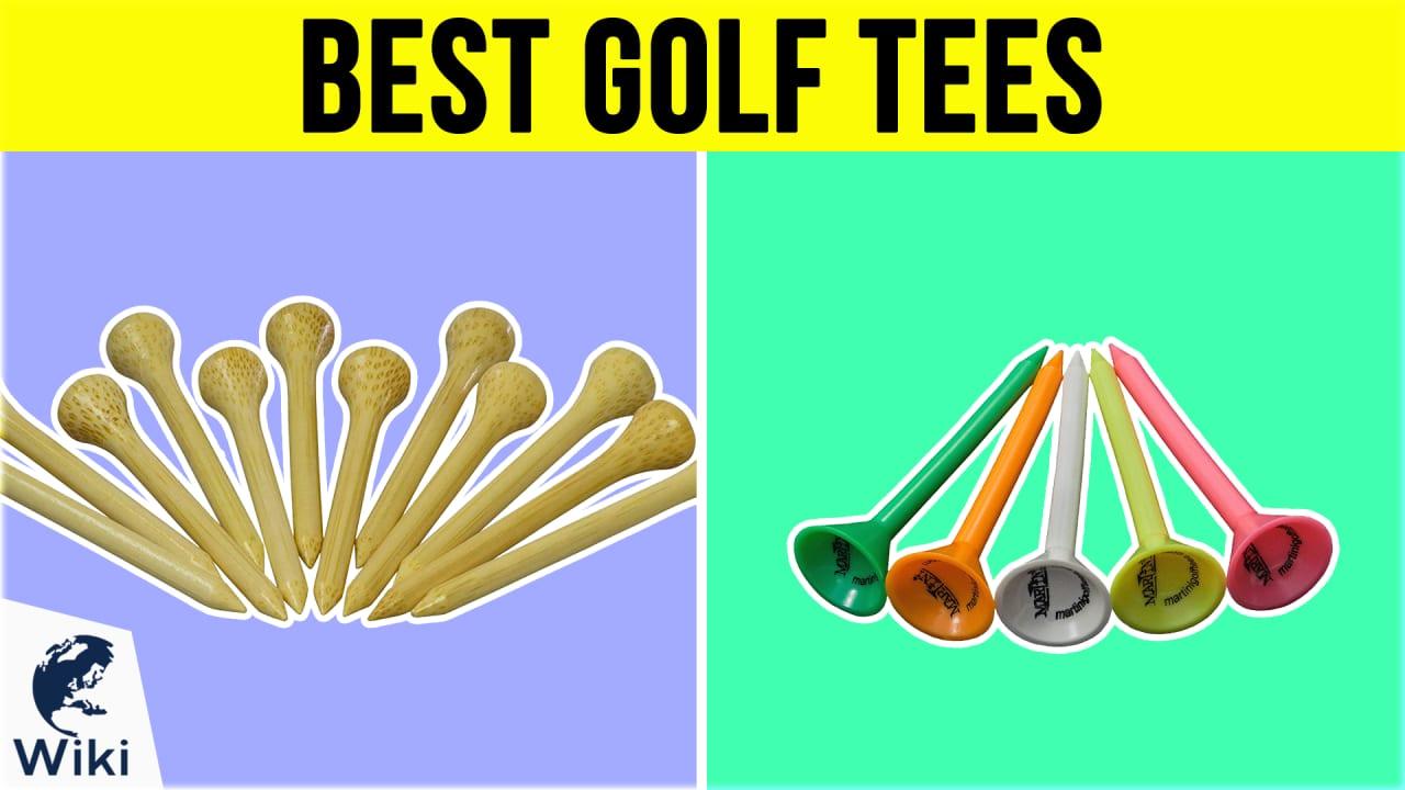 10 Best Golf Tees