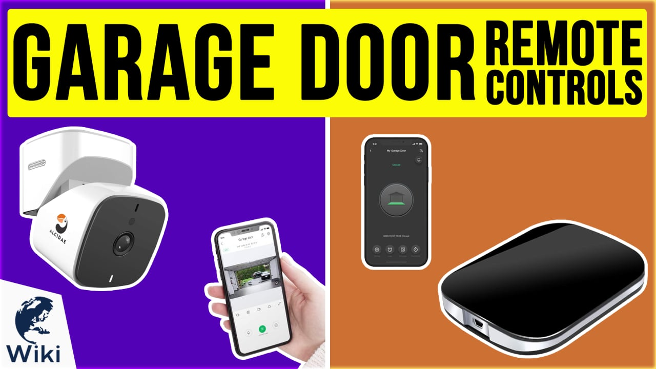 10 Best Garage Door Remote Controls