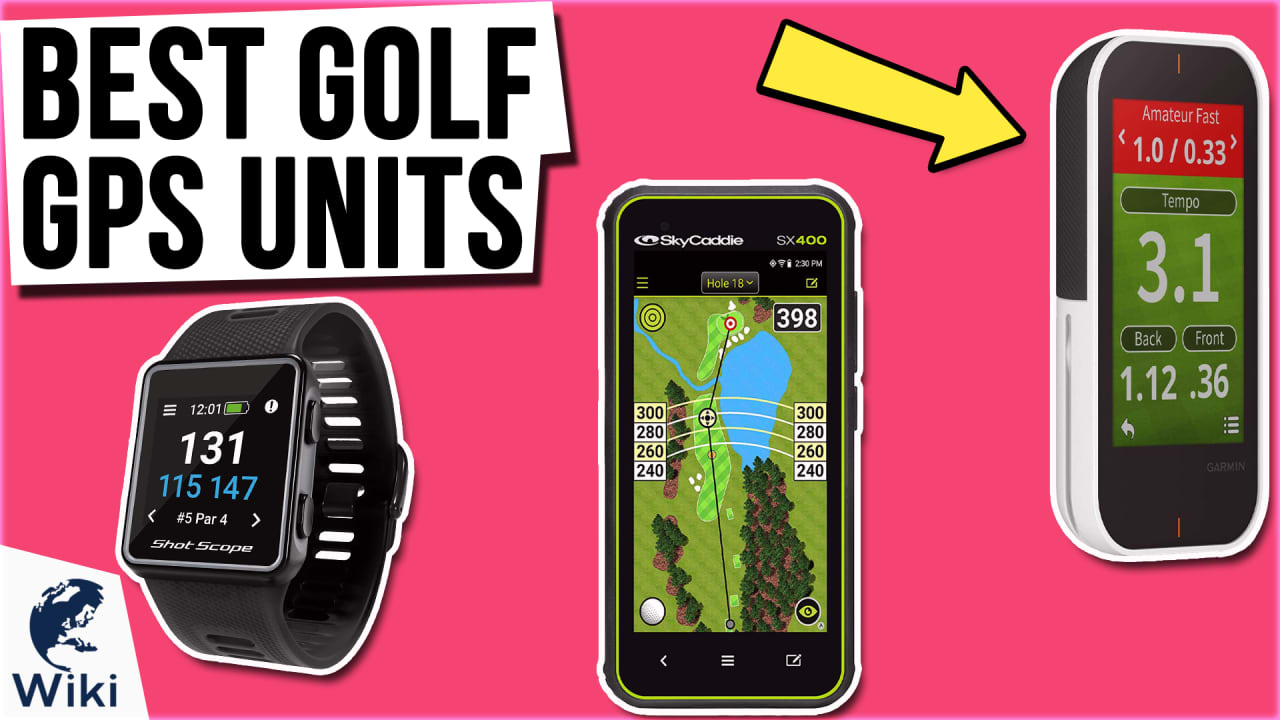 10 Best Golf GPS Units