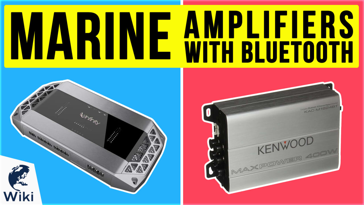 7 Best Marine Amplifiers With Bluetooth