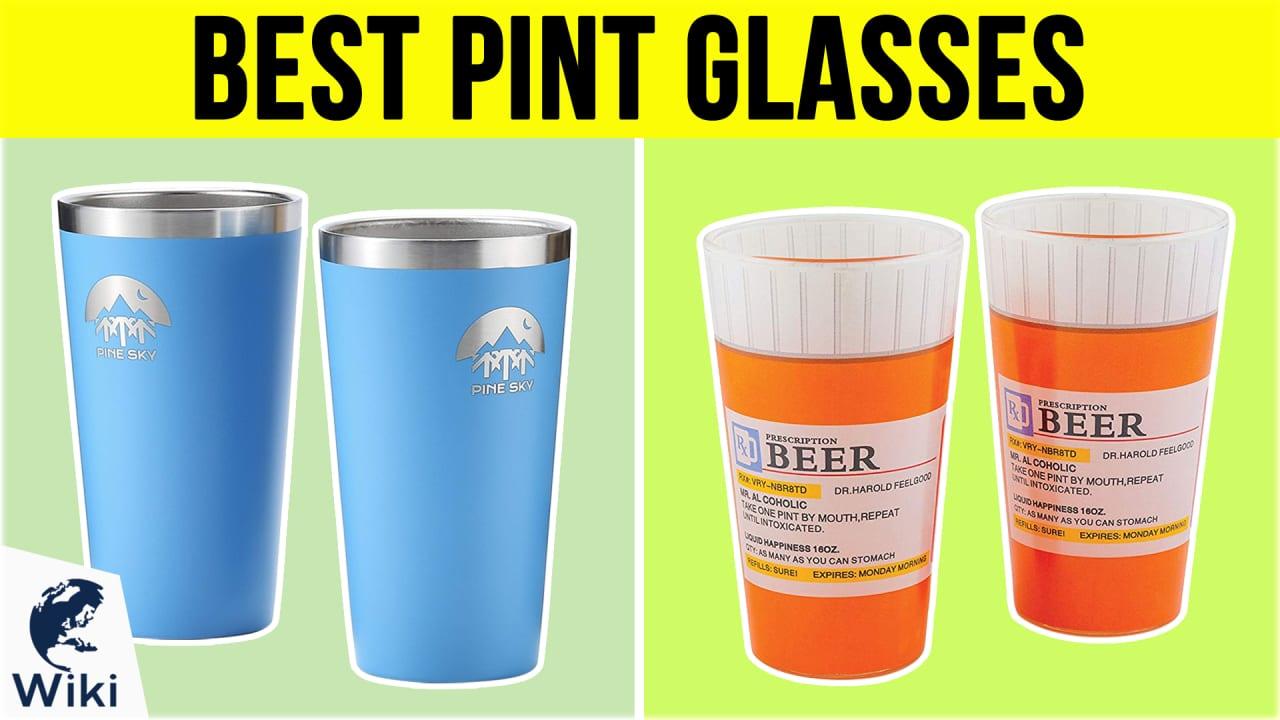 10 Best Pint Glasses