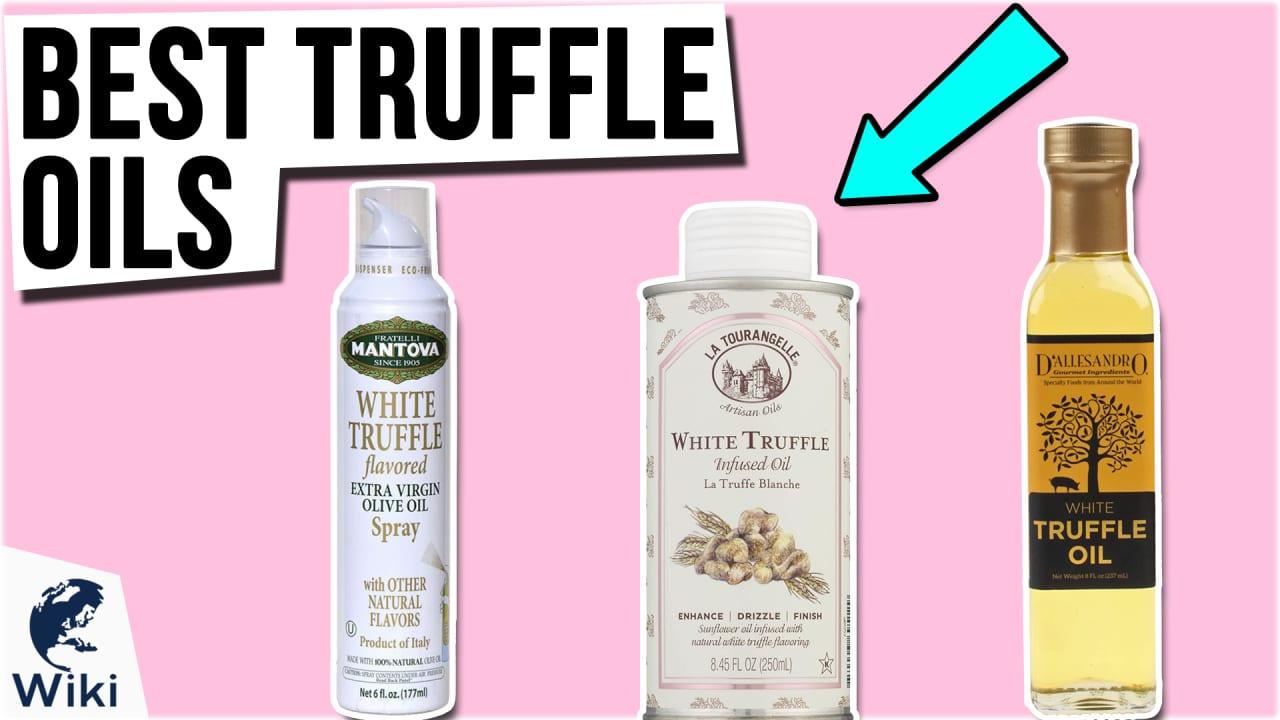 10 Best Truffle Oils