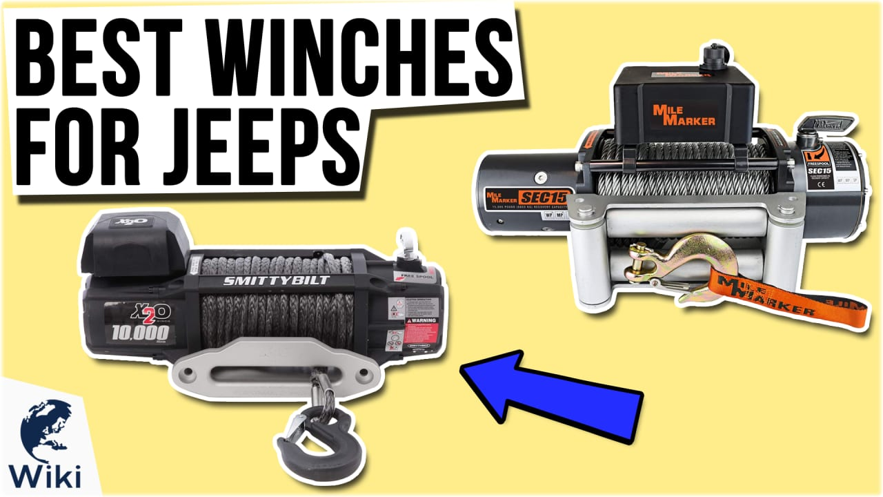 10 Best Winches For Jeeps