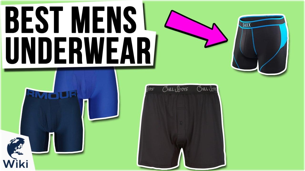 10 Best Mens Underwear