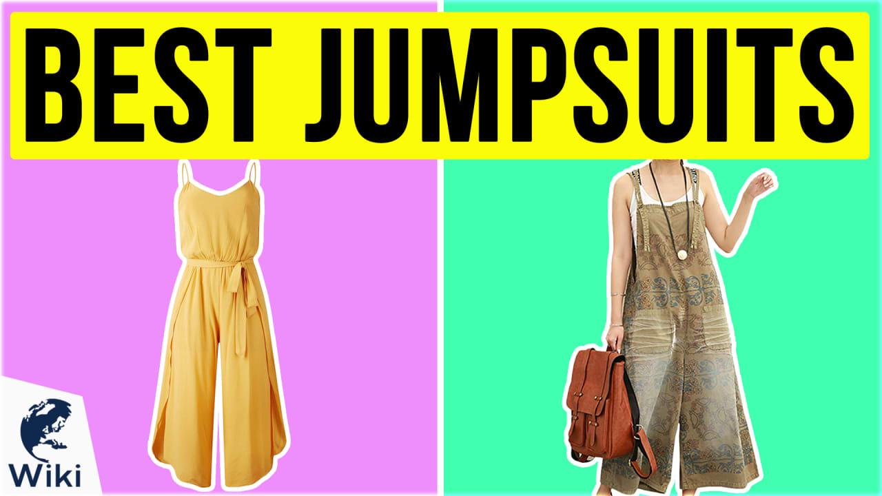 10 Best Jumpsuits