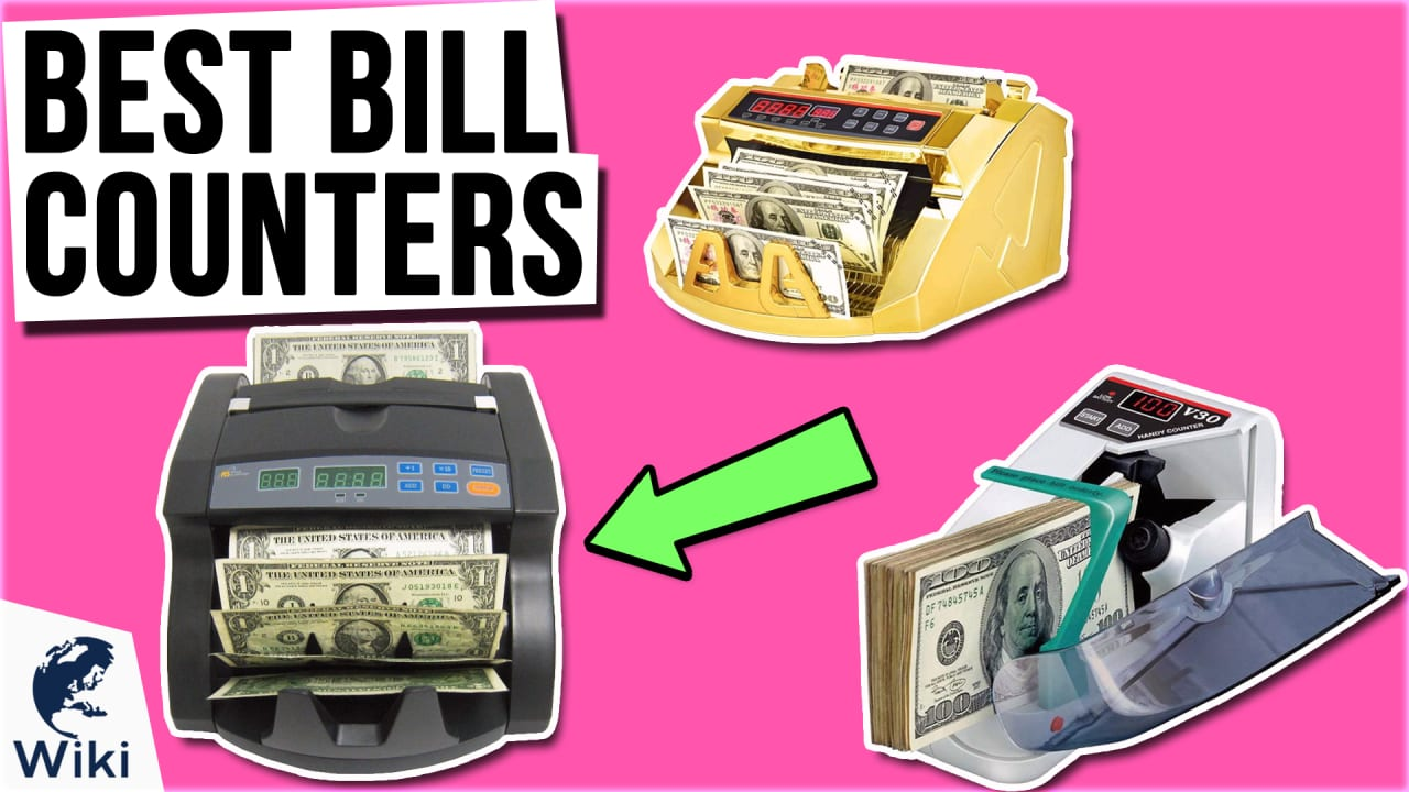10 Best Bill Counters