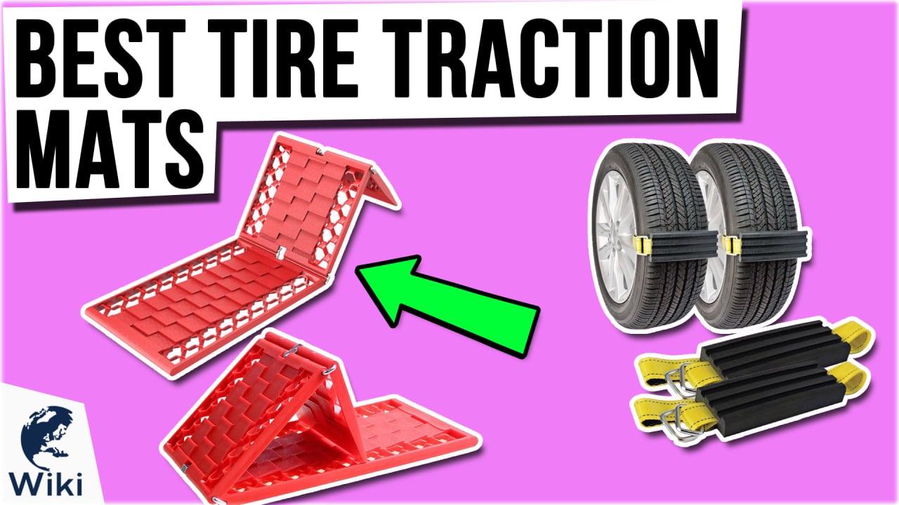 9 Best Tire Traction Mats