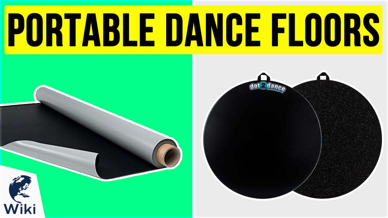 9 Best Portable Dance Floors