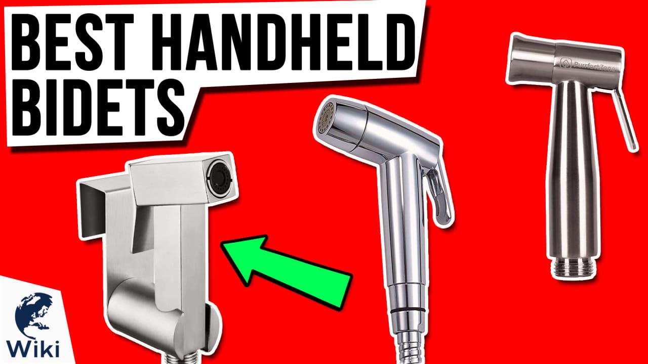 10 Best Handheld Bidets