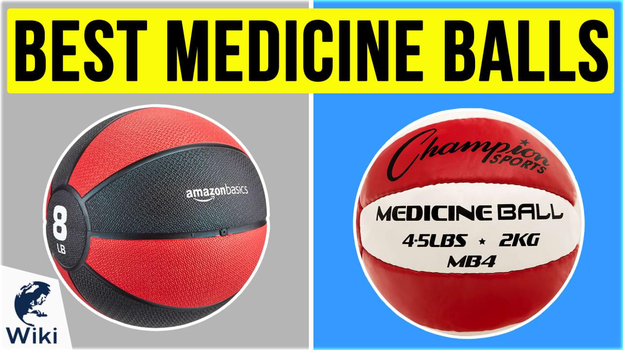 10 Best Medicine Balls
